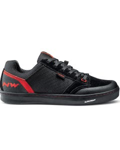 Northwave Tribe Shoes Black/Red
