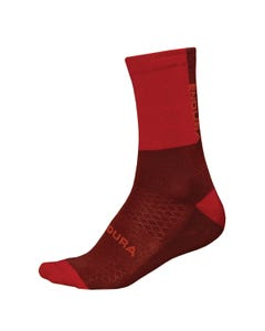 Endura Baa Baa Merino II Socks Red