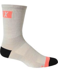 "FOX Flexair Merino 6"" Socks Lite Grey"