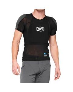 Armour 100% Tarka Short Sleeve Black