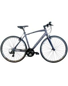 Merida Speeder 10-V Flat Bar Road Bike Anthracite/Black (2019)