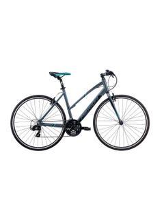 Merida Speeder 10 V Women's Flat Bar Road Bike Grey/Black/Mint (2020)