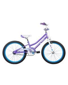 Radius Starstruck Mini 20 Kids Bike Gloss Lavender/White/Blue (2020)
