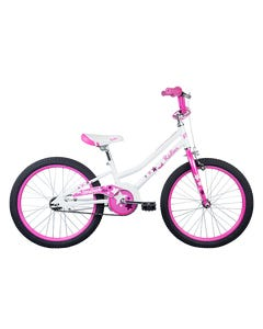 Radius Starstruck Mini 20 Kids Bike Pearl White/Pink/Purple (2020)
