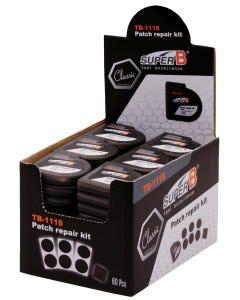 SuperB Glueless Patch Repair Kit