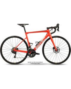 BMC Teammachine SLR Four Road Bike Red/Brushed Black (2021)