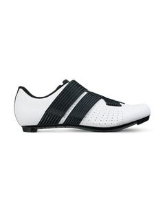 Fizik Tempo R5 Powerstrap Road Shoes White/Black