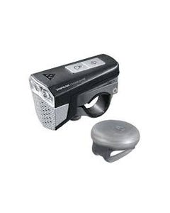Topeak Soundlite 70 Lumens USB Front Light with Wireless Control