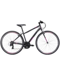 Apollo Trace 10 Womens Hybrid Bike Charcoal (2018)
