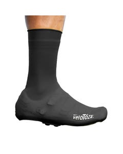 Shoe Covers Velo Toze Tall Silicone Black
