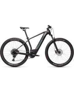 Cube Reaction Hybrid Pro 500 Electric Mountain Bike Black/Grey (2021)