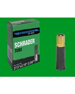 Butyl Schrader Valve Tube 27.5 x 2.1-2.5