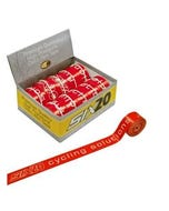 Proseries Cloth Rim Tape 2m x 25mm Red 6 Pack