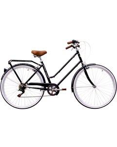 Pedal Uptown Cruiser Bike Classic Black