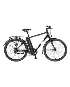 Velectrix Urban Mens Electric Bike Black (2020)