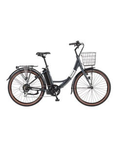 Velectrix Urban Step Through Electric Bike Grey (2020)