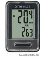 Computer Cateye Velo 9 (Vl820) - Black