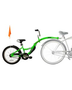 Weeride Tag Along Co Pilot Green