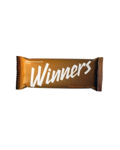 Winners Peanut Butter with Choc Sustained Energy Bar 64g
