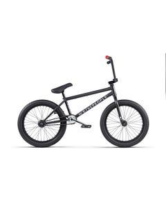 "WTP Reason BMX Bike 20"" Matt Black (2020)"