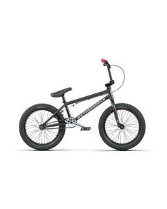 WTP21 CRS 18inch BMX Bike Matt Black