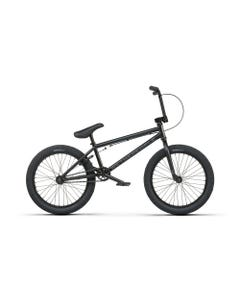 "WTP Nova 20"" BMX Bike Matt Black (2021)"