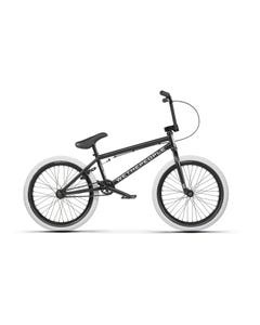 WTP Nova 20 BMX Bike Matt Black (2021)