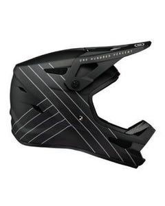 Helmet Fullface Youth 100% Status Black