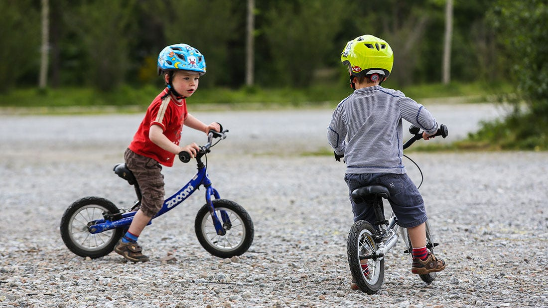 How To Choose Bikes For Kids