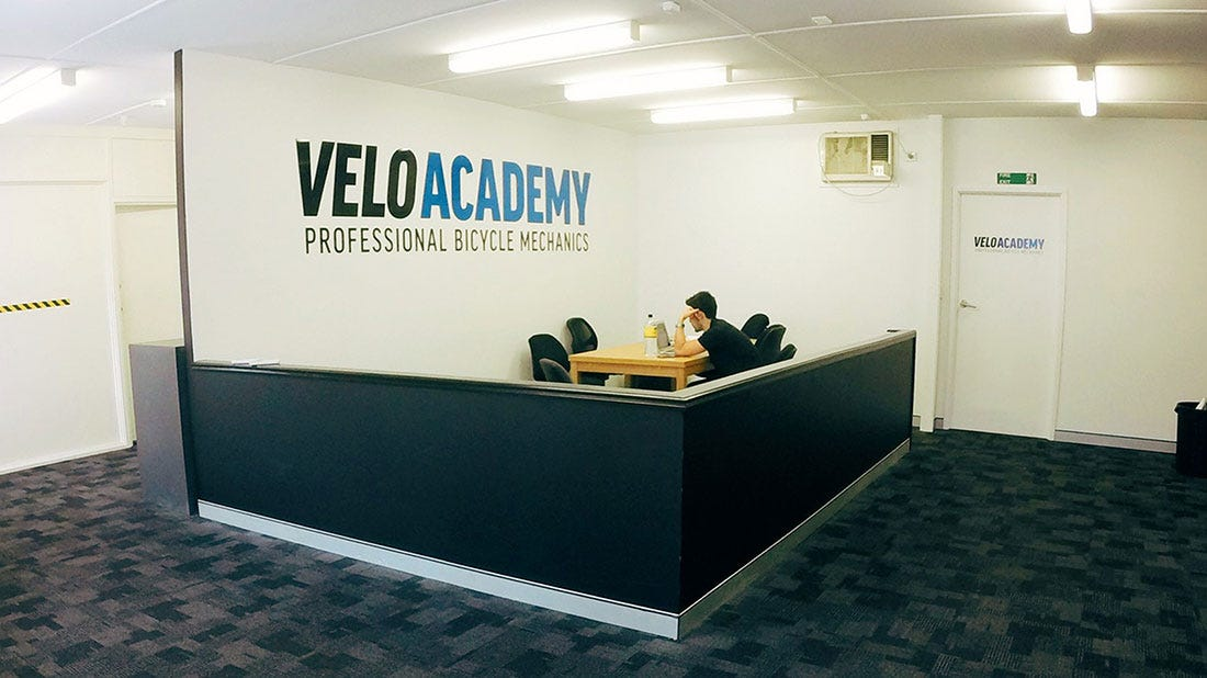€˜Velo Academy€™ Mechanical Training School Open Soon