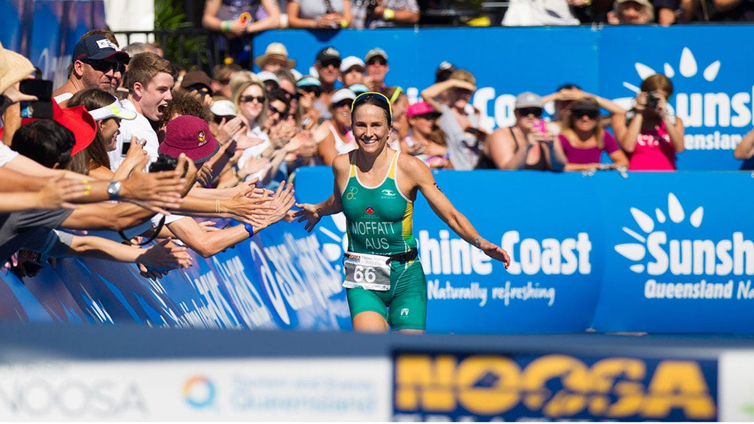 5 reasons you should sign up for the Noosa Triathlon