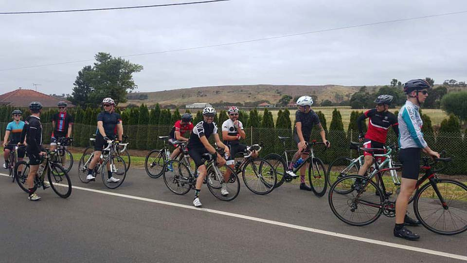 99 Bikes Ascot Vale Group Ride