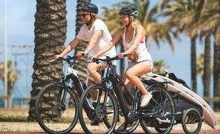 Health Benefits of Riding eBikes