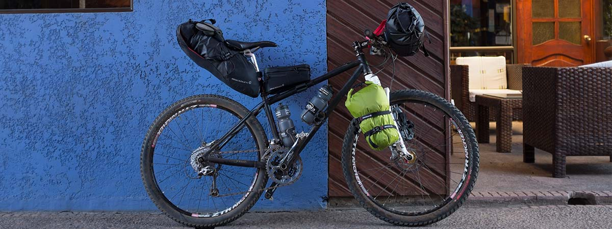 Bikepacking the best bikes to use