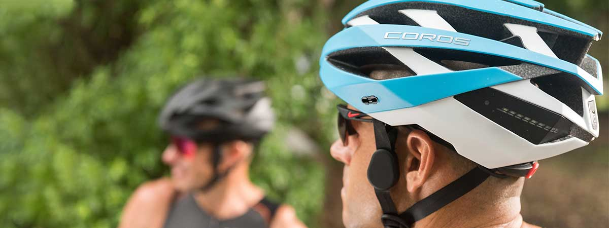 Coros Smart Road Bike Helmets