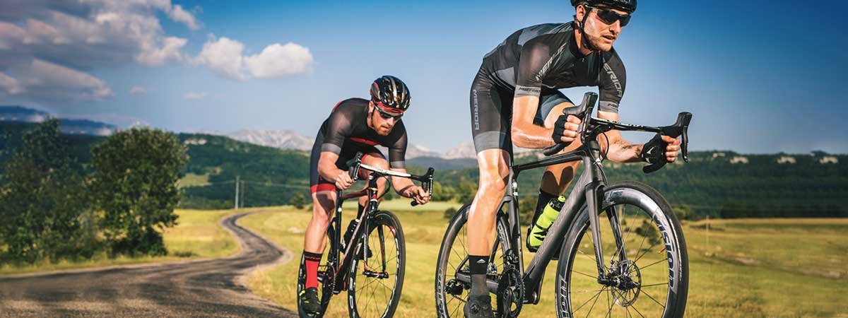 Lightweight Road Bikes