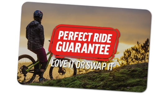 Prefect Ride Guarantee | Love it or swap it