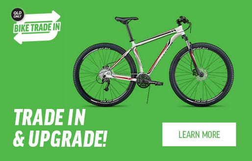 Bike Trade In QLD Only | Learn More