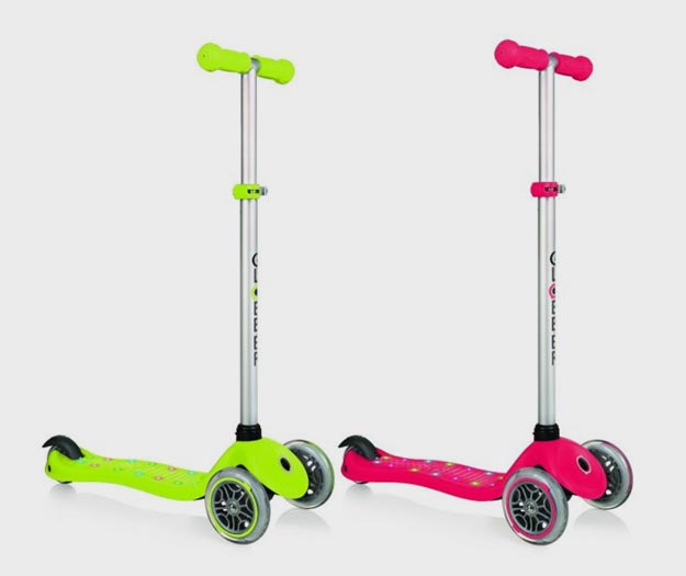 Globber Primo Starlight Scooters Club Price Only $129