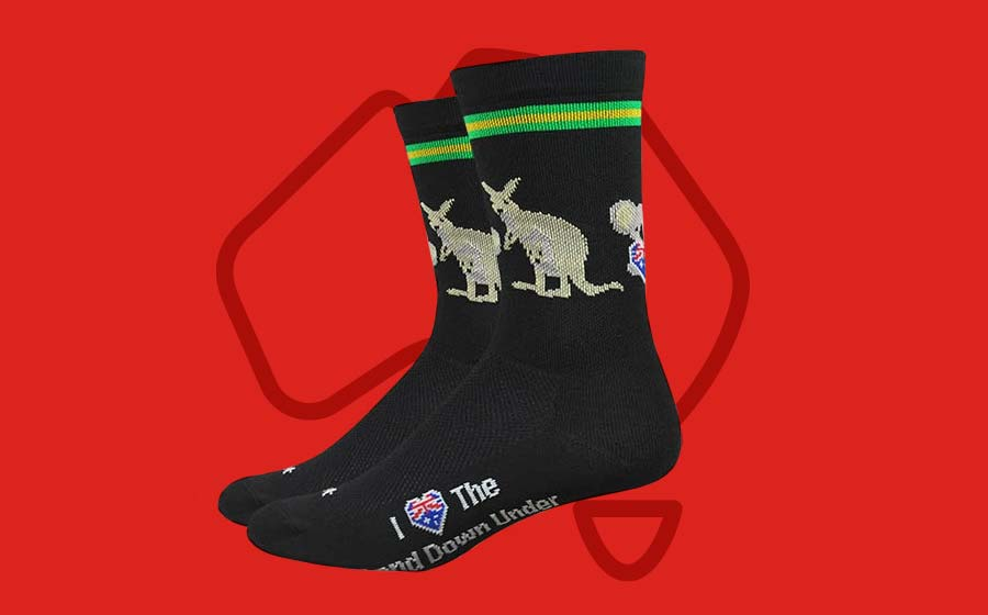 DeFeet Australia Relief Socks - 99 Bikes will donate $6 from every pair of socks sold to WIRES