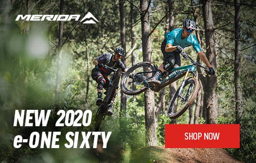 New 2020 Merida eOne Sixty | Shop Now