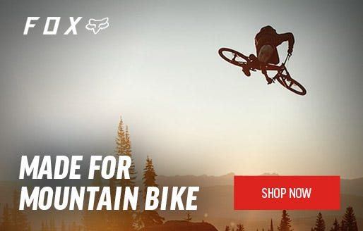 Made For Mountain Bike | Shop Now