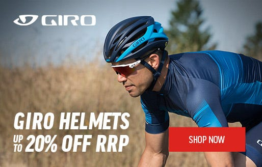 Giro Helmets, save up to 20% off RRP | Shop Now