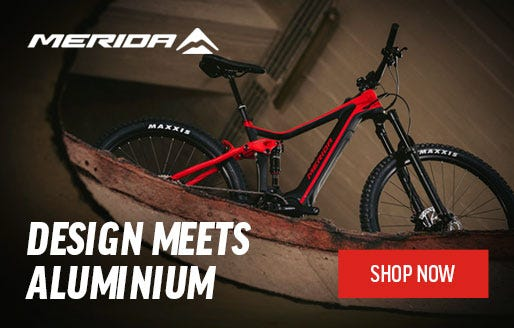 Merida eOne Forty & Sixty Limited Edition Electric Mountain Bike: Design Meets Aluminium | Shop Now
