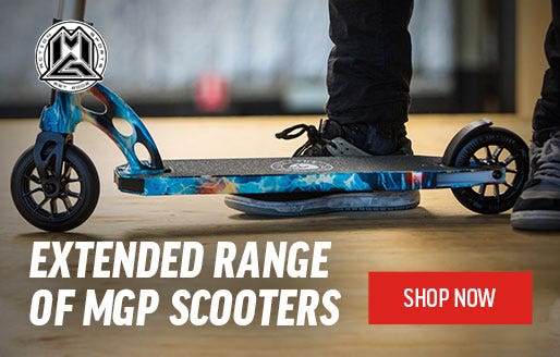 MGP | Extended Range of MGP Scooters | Shop Now