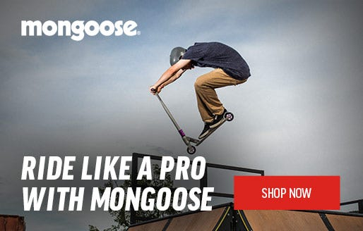 Mongoose Scooters | Ride like a pro skater | Shop Now