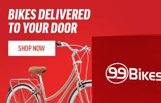 Bikes Delivered To Your Door | Shop Now