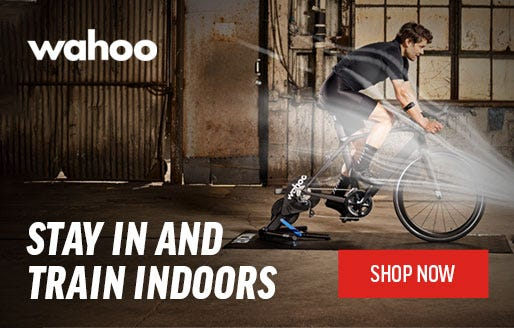 Wahoo: Stay In And Train Indoors | Shop Now