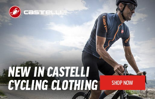 Castelli | New in Castelli Cycling Clothing | Shop Now