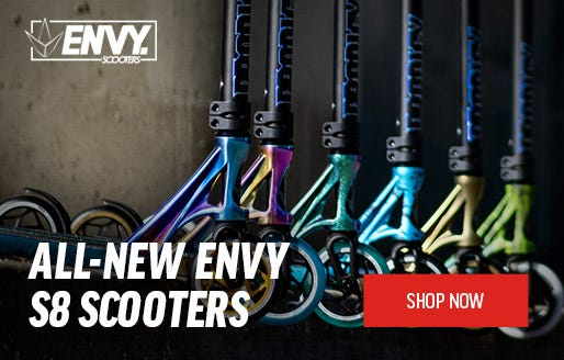 New Range of Envy S8 Scooters| Shop Now